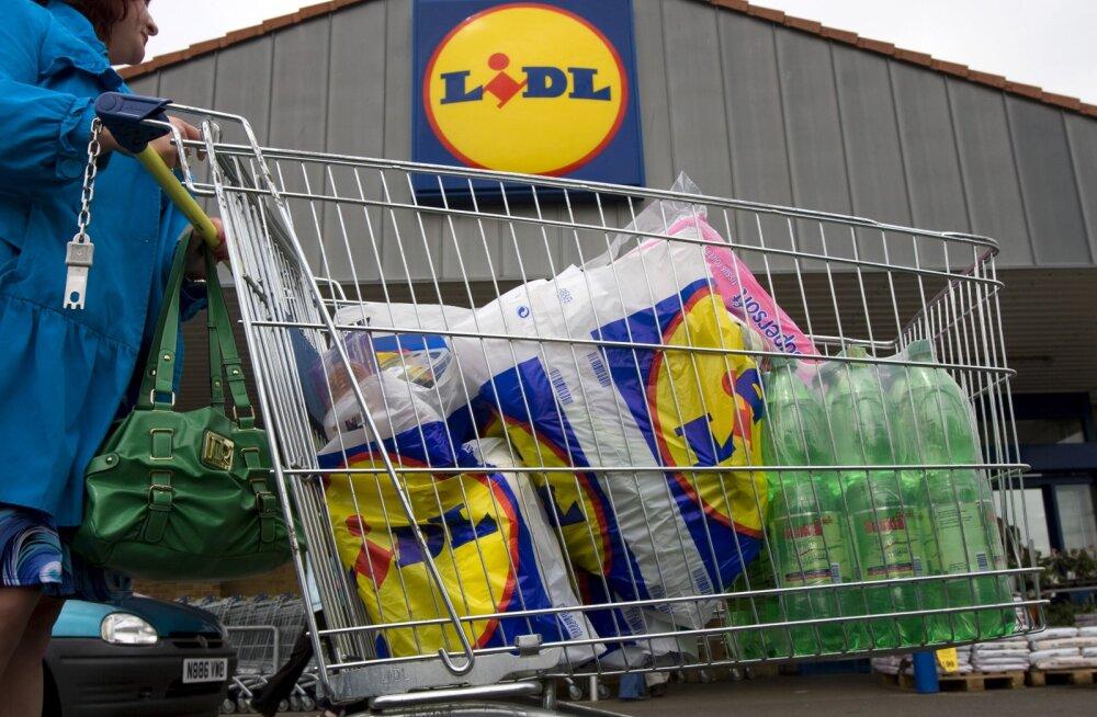 Tallinnas kavandatakse Lidli supermarketit Lasnamäele
