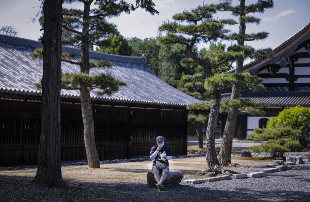 Jaapan kaalub turismi edendamiseks kanda osa reisimise kuludest
