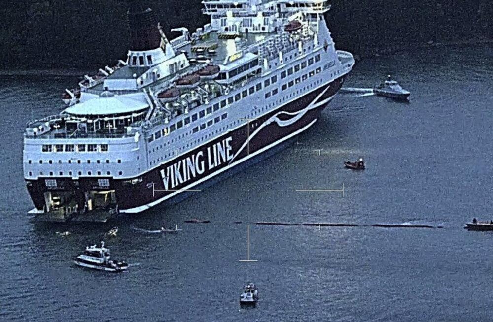 Soome Õnnetuste Uurimiskeskus alustab parvlaeva Amorella karilesõidu ulatuslikku uurimist sel nädalal, tulemusi on oodata järgmisel suvel