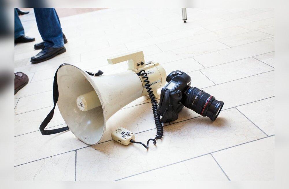 Aasta Pressifoto 2012 näituse avamine