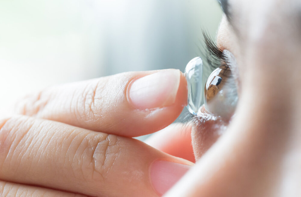 Põhjused, miks eelistada kontaktläätsi ja kuidas nende eest kõige paremini hoolt kanda