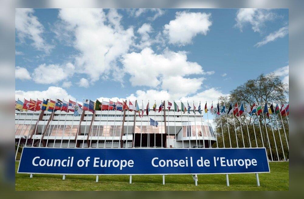 Euroopa Nõukogu peab Krimmi annekteerimist õigustühiseks ega tunnusta seda