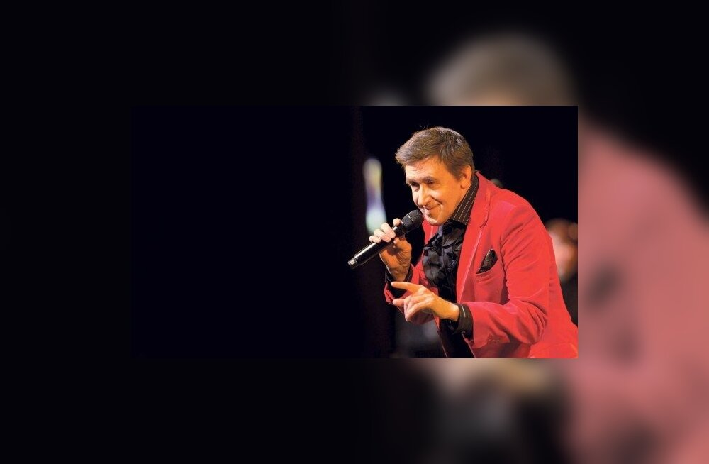 Boris Lehtlaan pole kunagi häbenenud lihtsaid laule