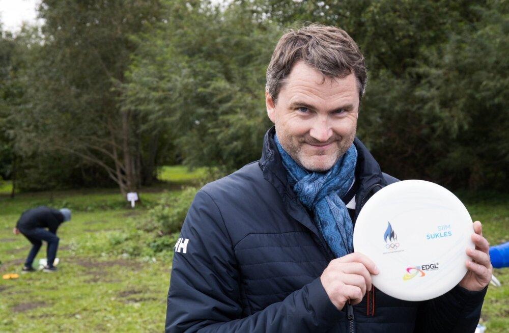 Eesti olümpiakomitee peasekretär Siim Sukles