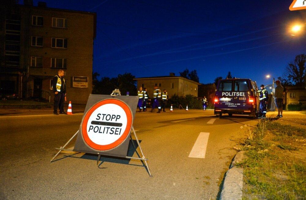 JUHTKIRI | Politseiniketa läheb kord käest