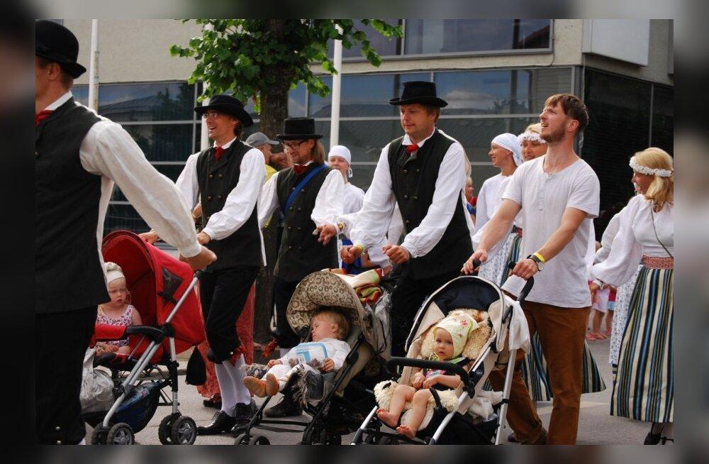 Võru folkloorifestival