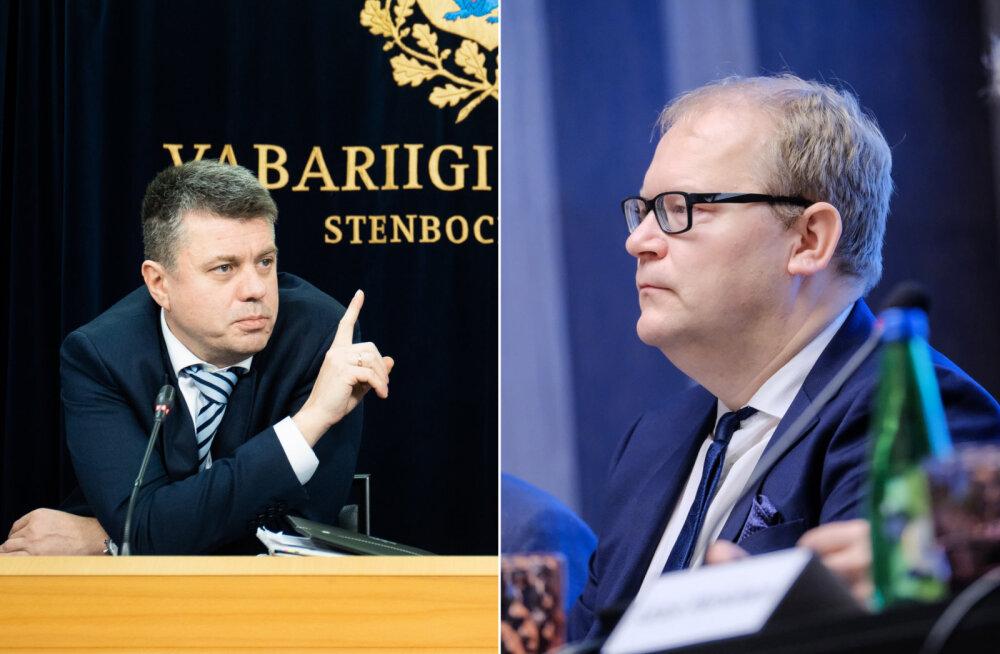 Reinsalu vastus Paetile: kordan üleskutset loobuda kriisiajal poliitintriigidest
