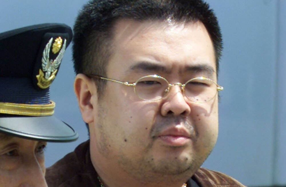 Malaisia tuvastas Kim Jong-nami surnukeha tema poja DNA abil