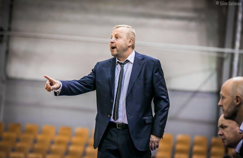 Aivar Kuusmaa pole enam Rapla Avis Utilitase peatreener.