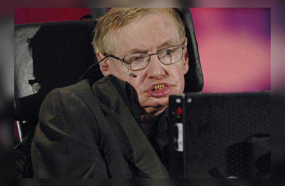 Stephen Hawking: peaksime tegelikult kartma kapitalismi, mitte roboteid