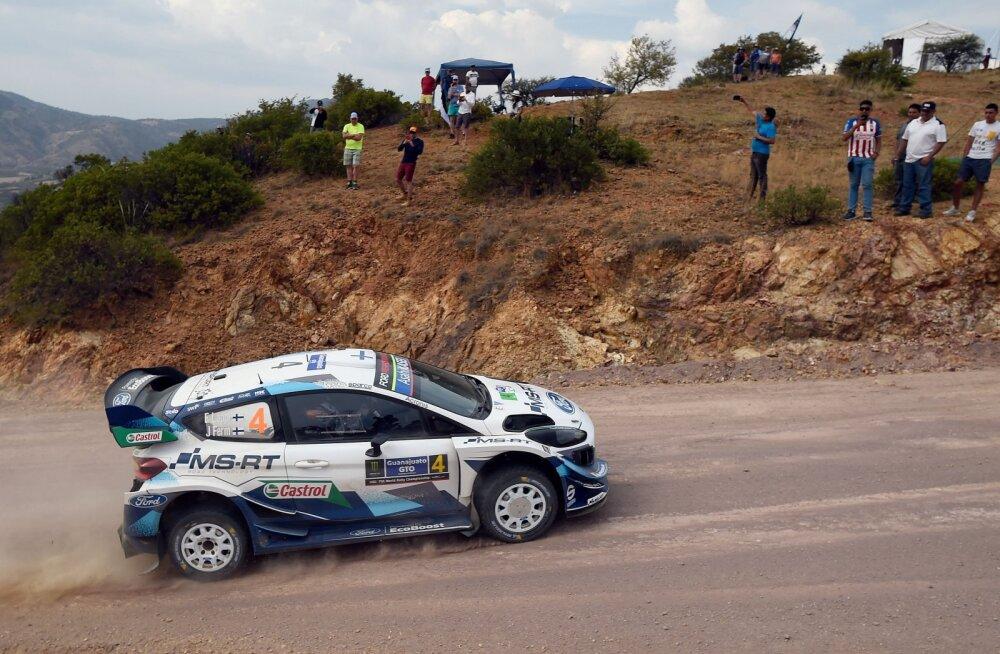 M-Spordi pealiku sõnul peab WRC-sari olema valmis senise lähenemise muutmiseks