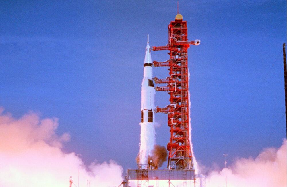 """В кинотеатрах Forum Cinemas покажут документальный фильм """"Аполлон-11"""" о первой высадке людей на Луну"""