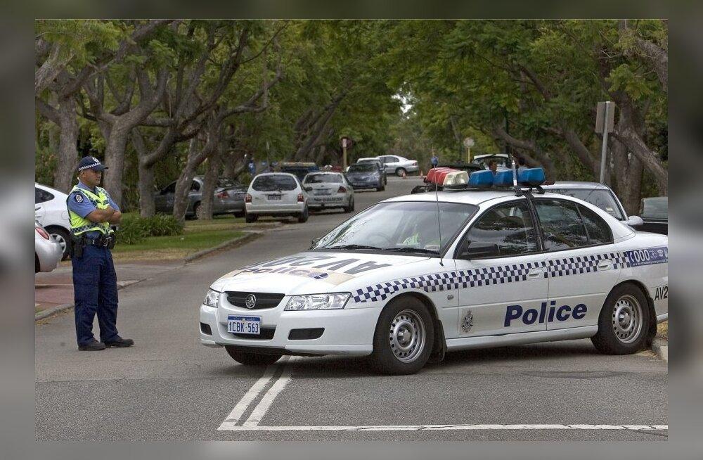 Austraalia politsei