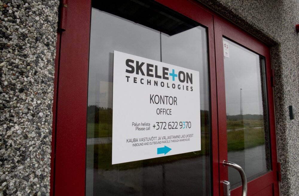 Skeleton Technologies OÜ