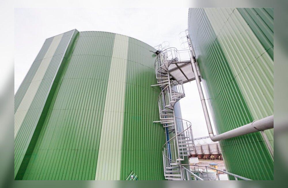 Tulevikus võib biogaasijaam kerkida ka Jõgevamaale