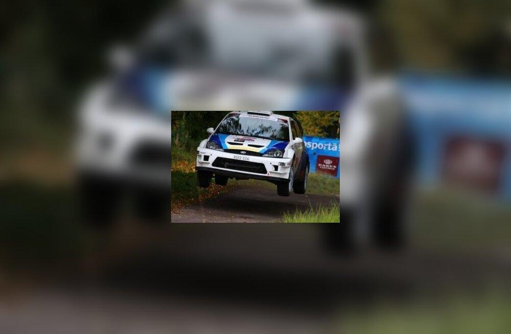 WRC auto