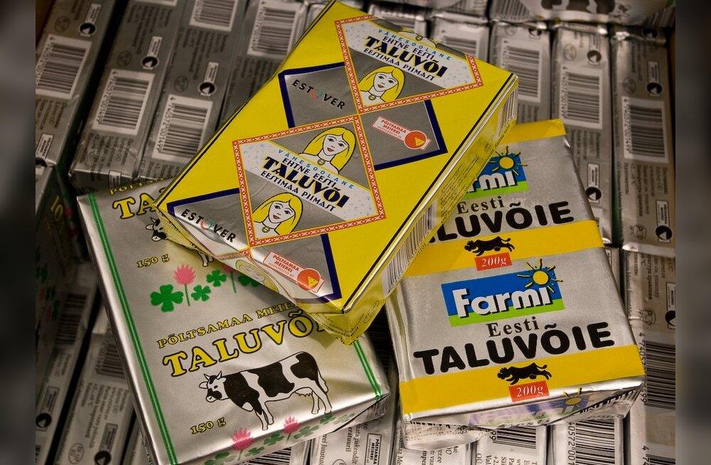 Финляндии угрожает дефицит масла