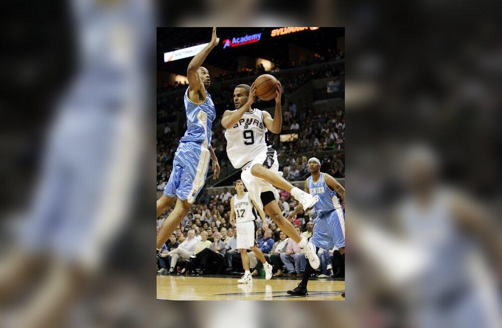 San Antonio Spurs - Denver Nuggets