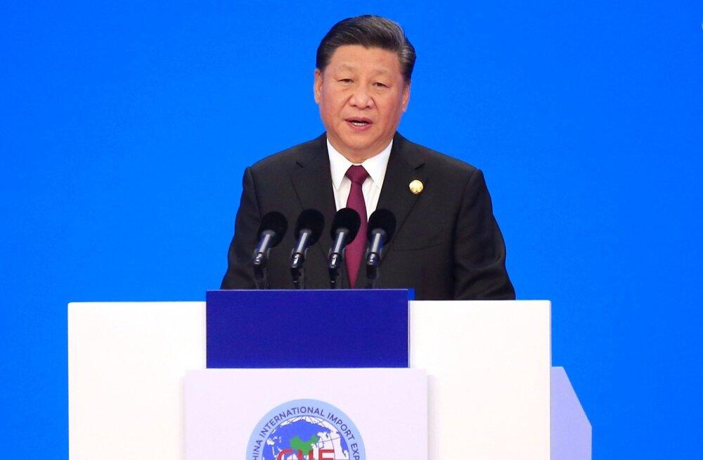 President Xi lubas kärpida Hiina imporditolle