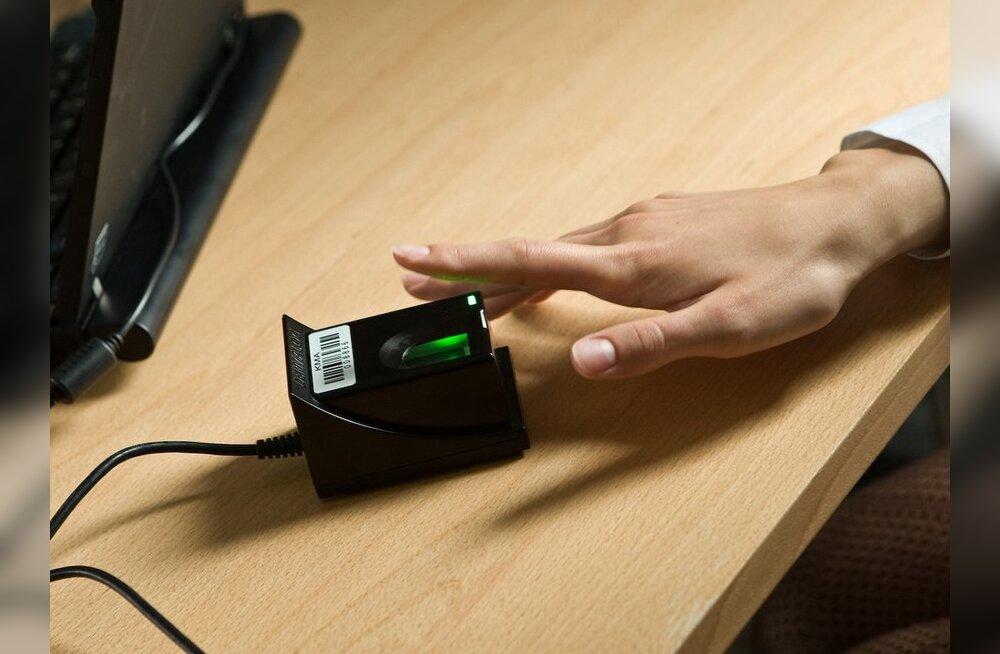 Ka lühiajalise Eesti viisa taotleja peab andma oma sõrmejäljed