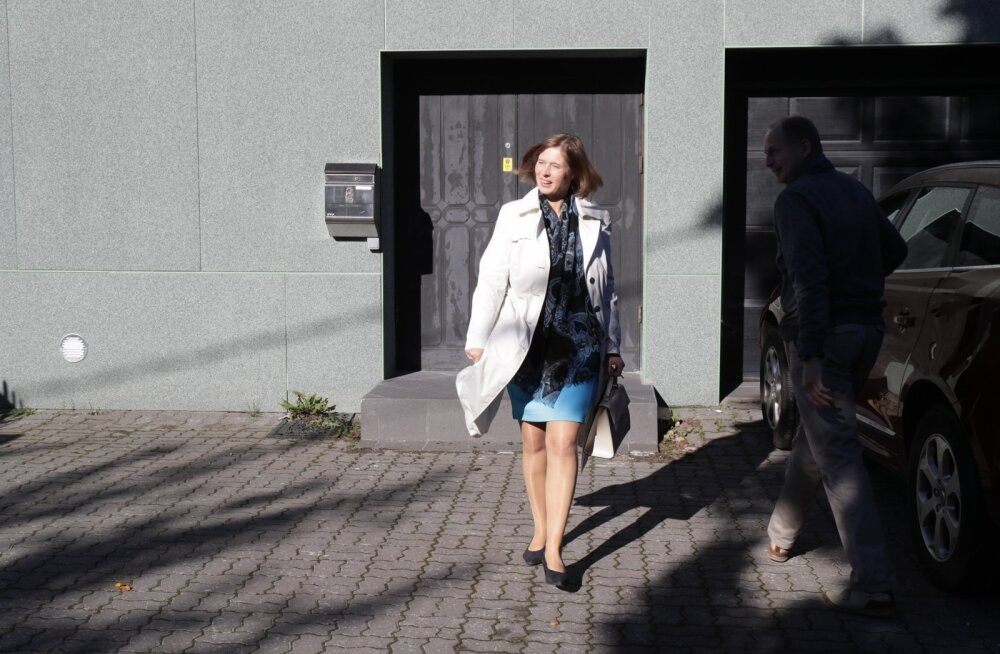 Kas president Kersti Kaljulaid saab jääda elama oma Nõmme koju? Politsei selgitab