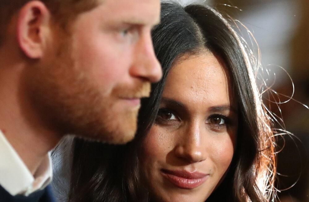 Harry ja Meghan rikuvad tõenäoliselt ka pulmades traditsioone: magusa kuiviku asemel kaalutakse midagi hoopis põnevamat