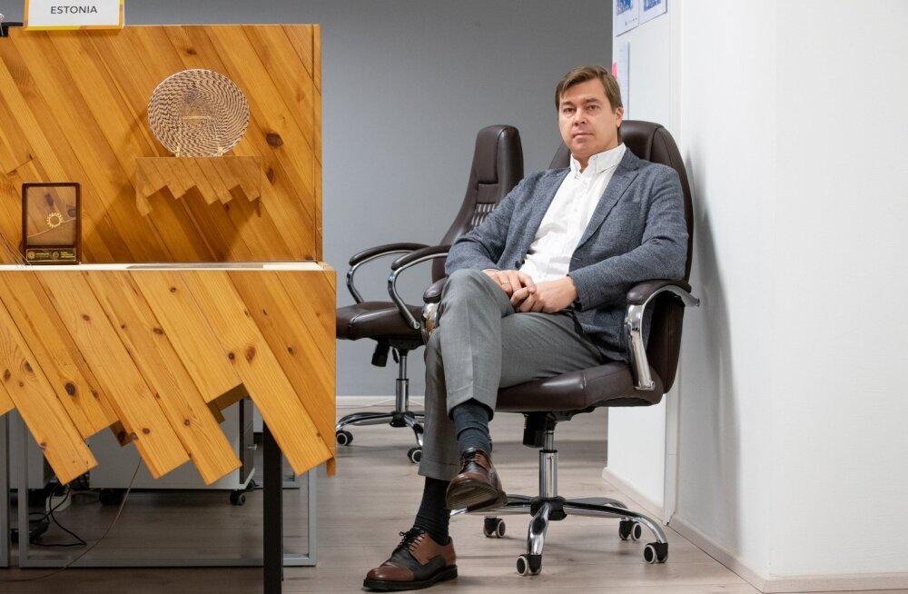 Andres Kask ei taha, et EXPO-l osalemine lükataks aina rohkem ettevõtjate kraesse.