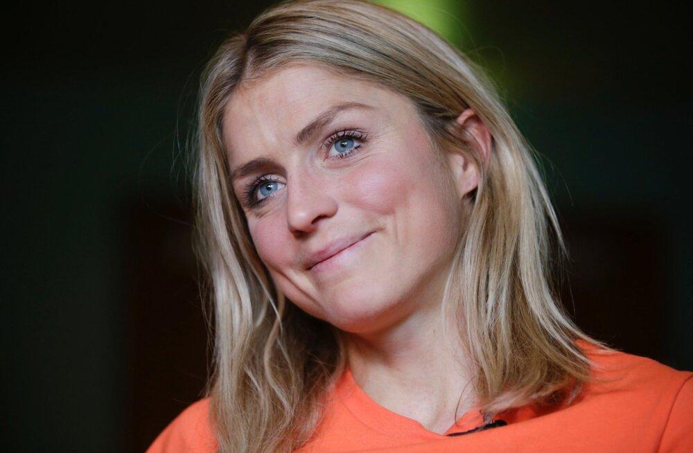 Norra ajaleht jättis Johaugi 100 parema sportlase seast välja