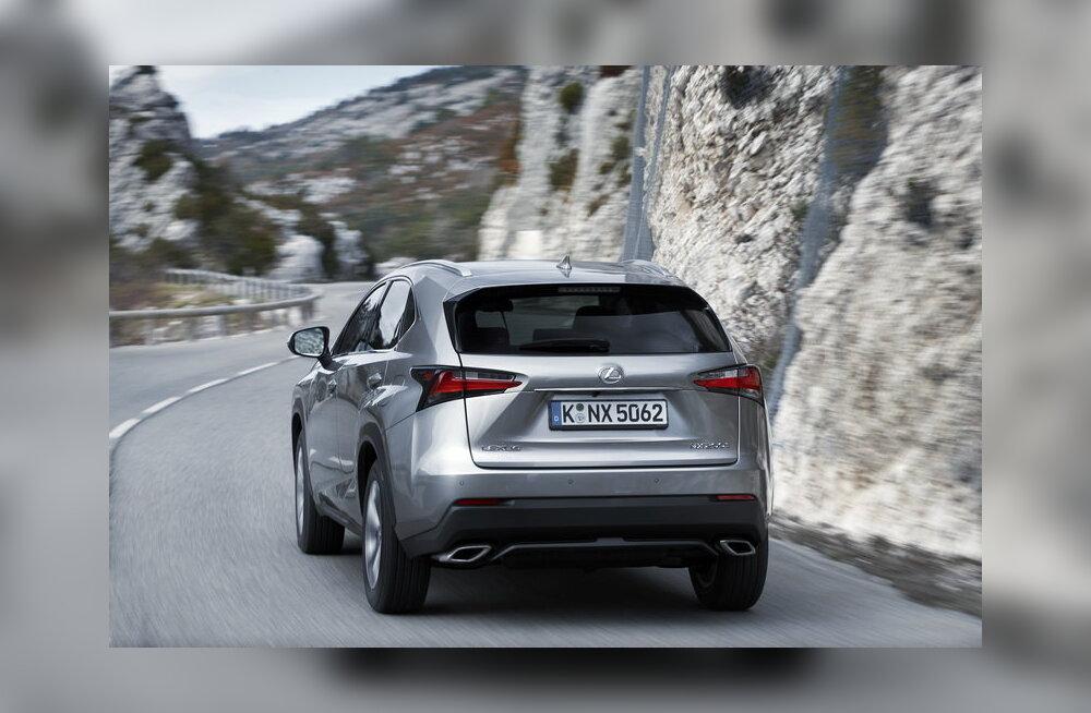 Proovisõit: Lexus NX 200t – ei saa me läbi ilma turbota!