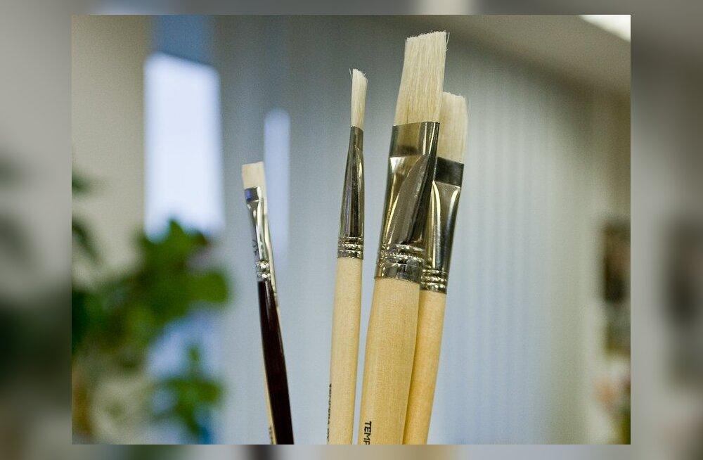 Kunstiharidus on kunstist lootusetult maas