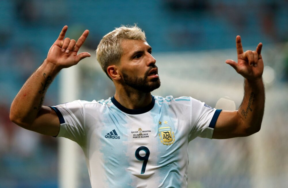 VIDEO   Rongi alt välja tulnud Argentina pääses Copa Americal veerandfinaali