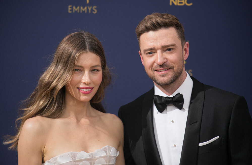Justin Timberlake vabandab abikaasa ees, et teise naisega pildile jäi: ma jõin liiga palju ja kahetsen oma käitumist