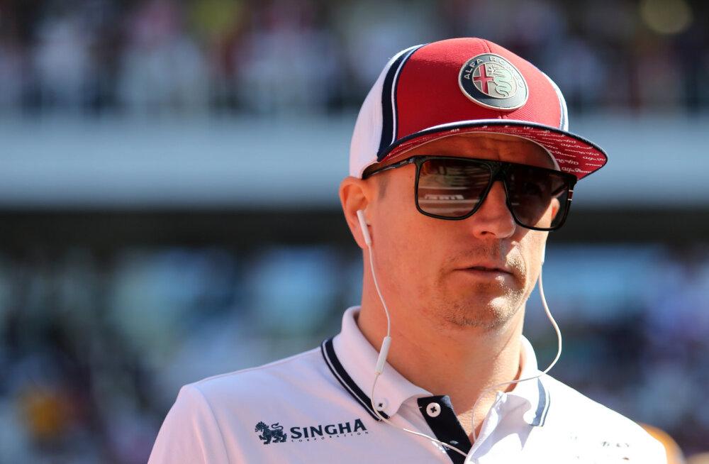 Kimi Räikkönen: viimased etapid on olnud nagu õudusunenägu