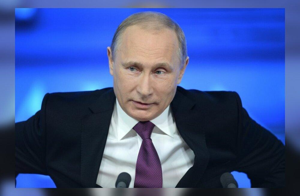 VIDEO ja BLOGI: Putin: Venemaal on Ukraina konflikti suhtes õigus, läänel mitte