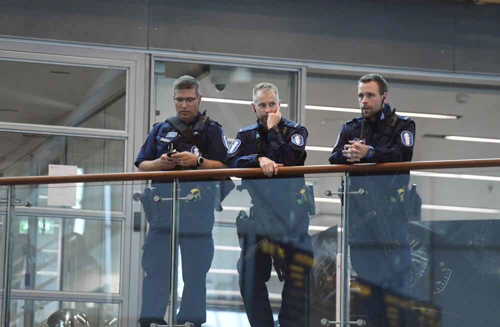 Helsingis jõuluõhtul lapse mõrvanud mees oli varguste ja vägivalla eest korduvalt karistatud