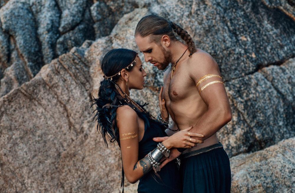 Mehe ja naise armastus suudab luua uue maailma