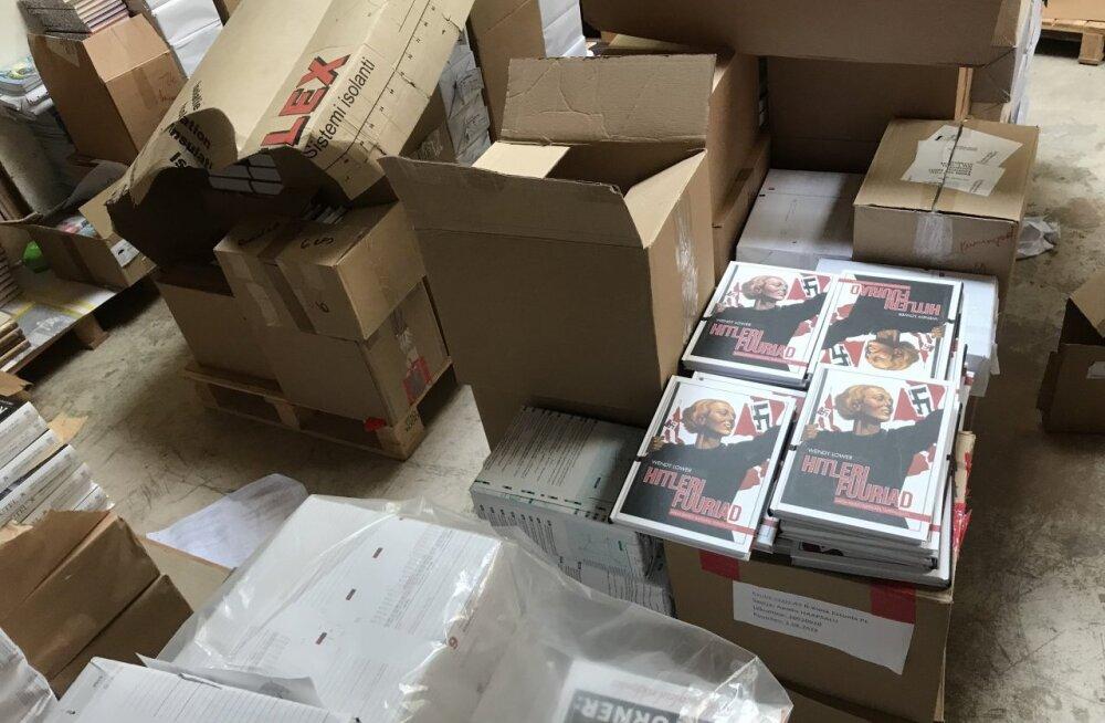 Helmede pankrotistunud kirjastusäri raamatuid müüakse enampakkumisel, võlgu on üleval 70 000 euro jagu
