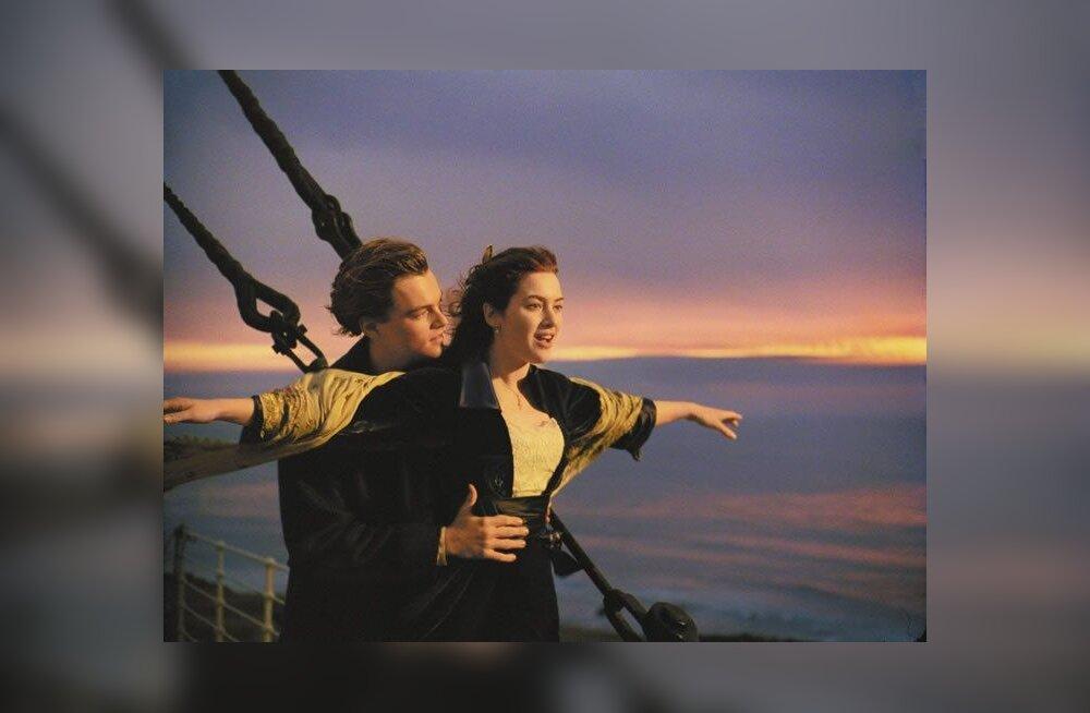 """Kaader Cameroni """"Titanicu""""-filmist"""