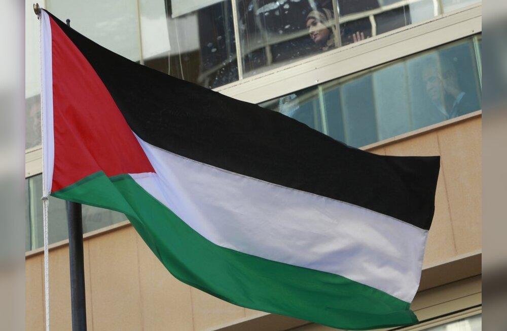 Hiina leht hoiatab USA-d Palestiina ÜRO-liikmesuse vetostamise eest