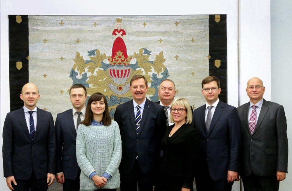 Taavi Aasa juhitud Tallinna linnavalitsusel täitub esimene tööaasta
