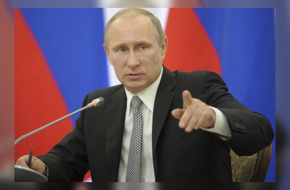 SANKTSIOONISPIKKER: Loe, keda USA ja EL sanktsioonidega pitsitavad