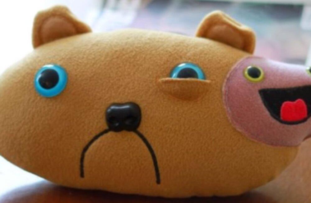 ВИДЕО | (Не)детские игрушки, которые повергнут вас в ужас