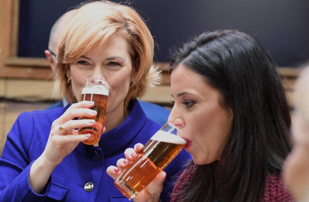 Saksa õllepruulid lubavad etiketile kalorisisalduse lisada, Eestis juba asi toimib