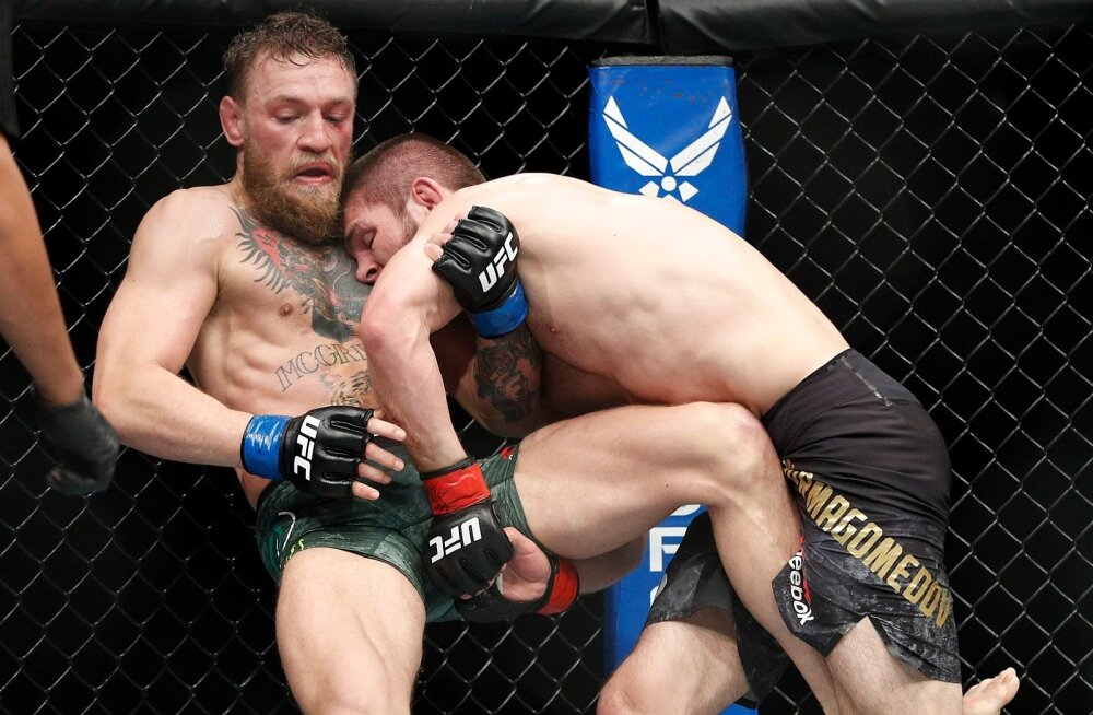 Khabib Nurmagomedov vs Conor McGregor