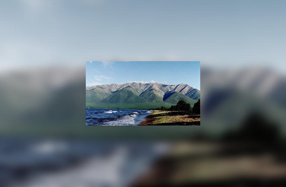 MANDRITE RÄND: Kerkivad mäed, vajuvad maad. Täna eetris