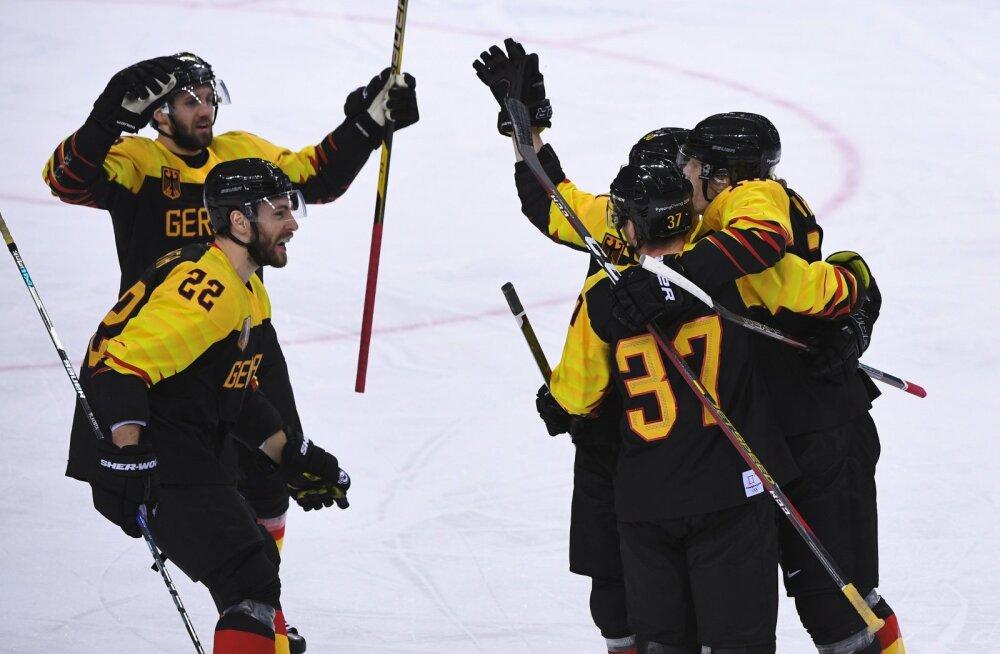 BLOGI   Šokk hokiturniiril: Rootsi sai veerandfinaalis üllatuskaotuse! Soome langes Kanadale