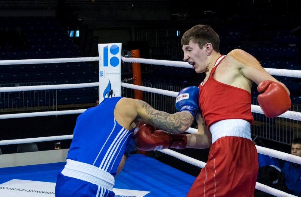 Eesti poksi meistrivõistlused 2018