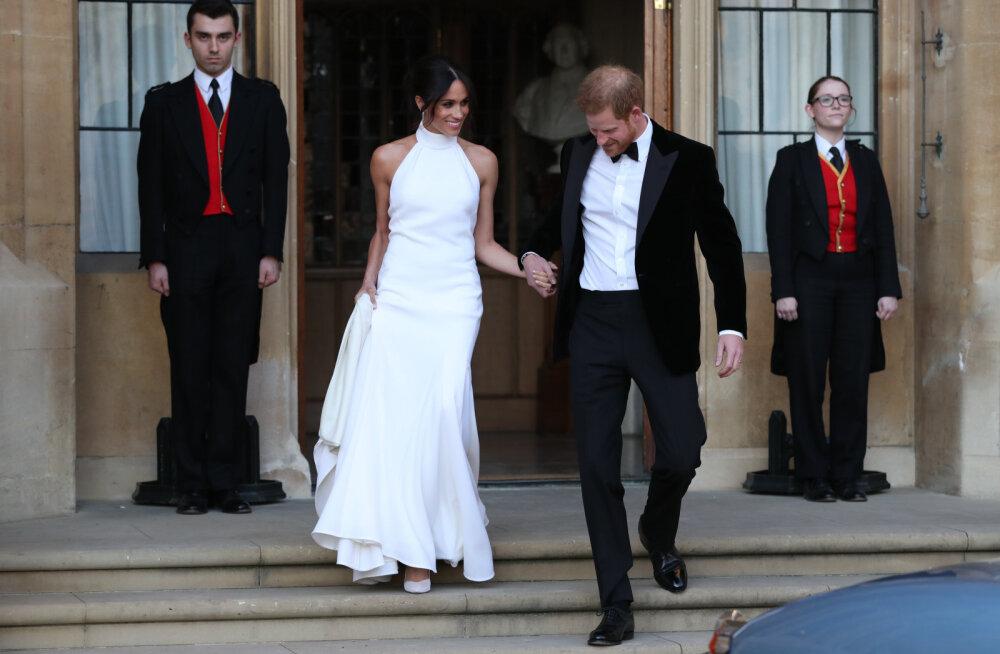 Milline mees! Prints Harry tegi Meghanile pulma-aastapäeva kingituse, mis võtaks jalust nõrgaks iga naise