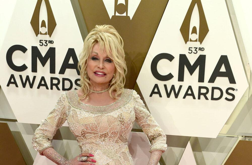 Ku Klux Klani liikme kuju tahetakse asendada Dolly Partoni omaga