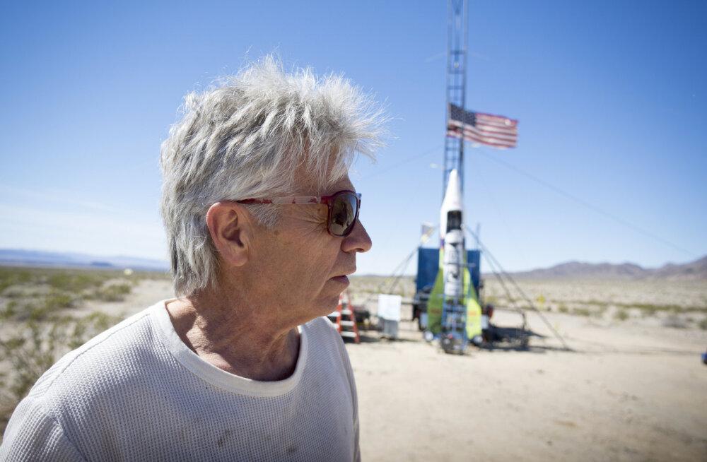 VIDEO | Tuntud lamemaalane hukkus raketiõnnetuses: ta oli missioonil tõestamaks, et Maa on lapik